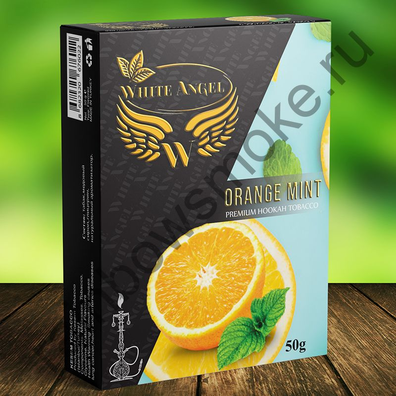 White Angel 50 гр - Orange Mint (Апельсин Мята)