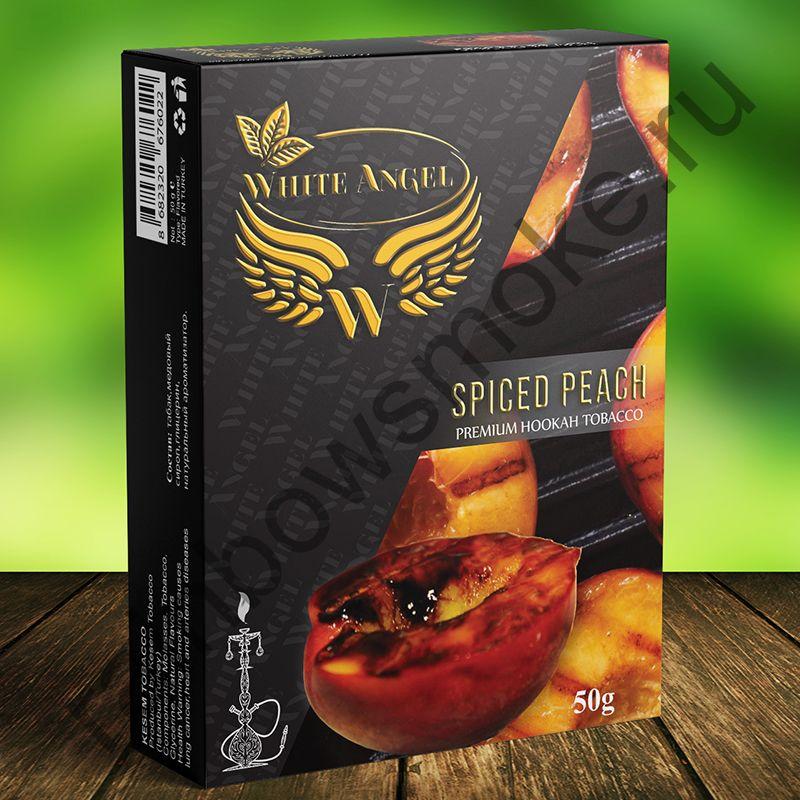 White Angel 50 гр - Spiced Peach (Пряный Персик)