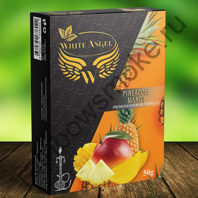 White Angel 50 гр - Pineapple Mango (Ананас Манго)