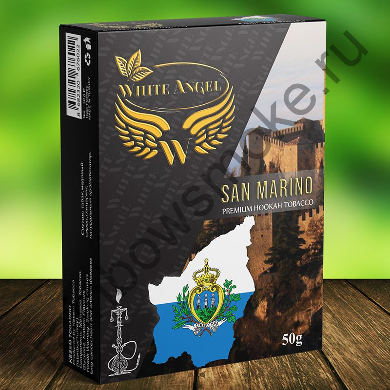 White Angel 50 гр - San Marino (Сан Марино)