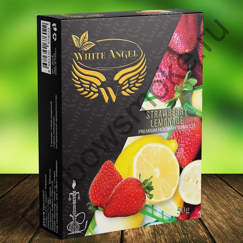 White Angel 50 гр - Strawberry Lemonade (Клубничный Лимонад)