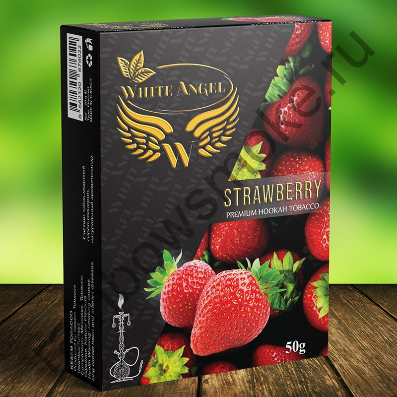 White Angel 50 гр - Strawberry (Клубника)