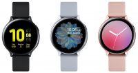Часы Samsung Galaxy Watch Active2 алюминий 44mm