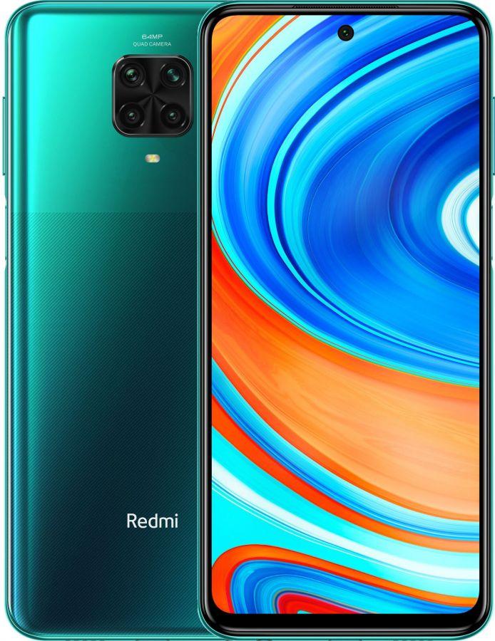 Смартфон Xiaomi Redmi Note 9 Pro 6/64Gb