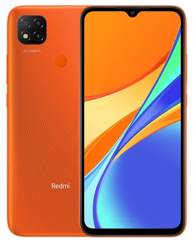 Смартфон Xiaomi Redmi 9C 2/32GB (NFC) EU