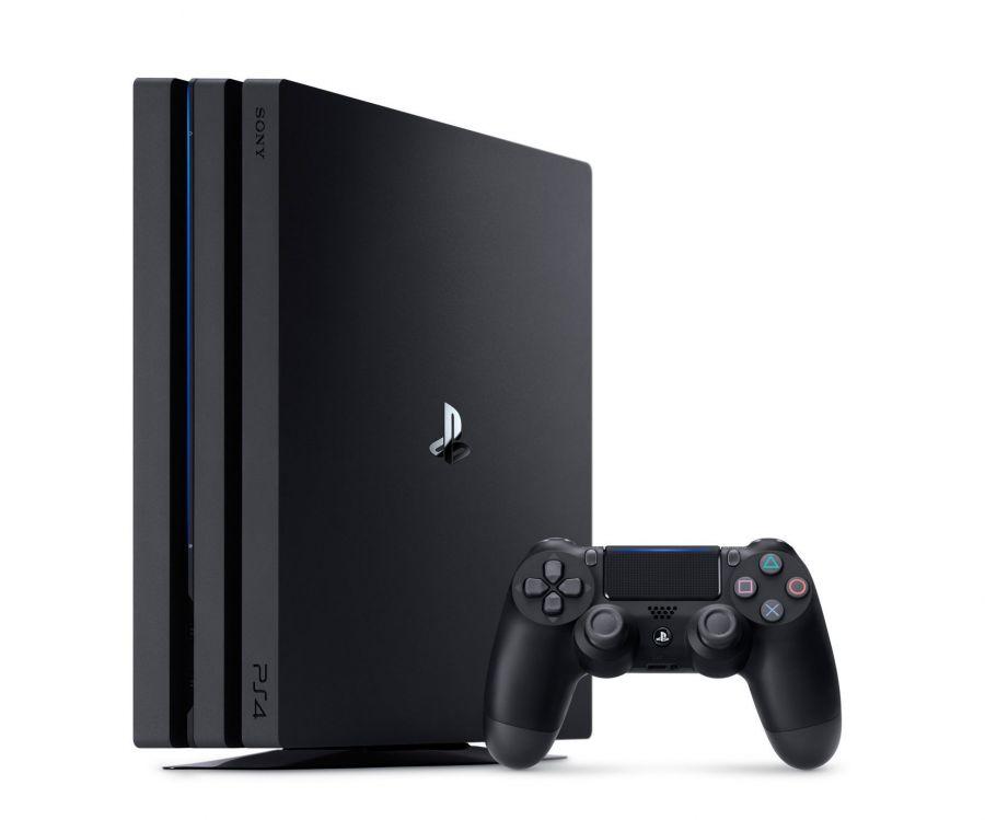 Sony PlayStation 4 Pro 1TB eu