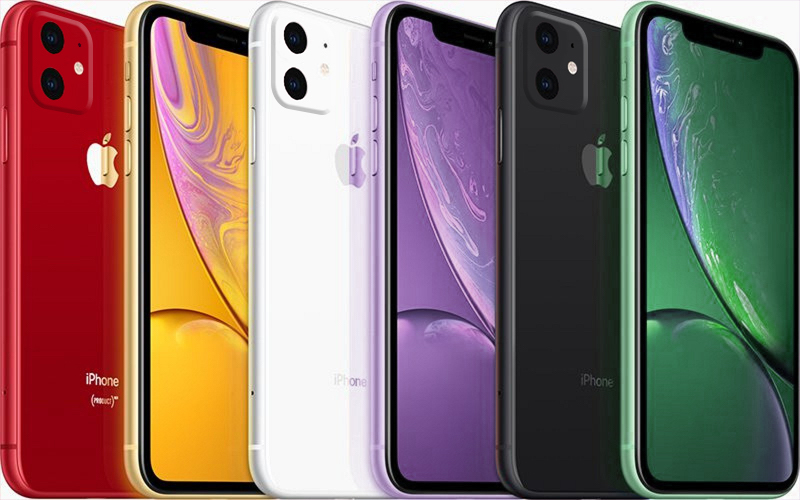 Смартфон Apple iPhone 11 64GB RU