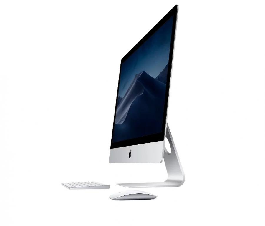 "Моноблок APPLE iMac 27"" Retina 5K/i5 6-core (3.1)/8GB/1TB Fusion Drive/Radeon Pro 575X 4GB (MRR02RU/A)"