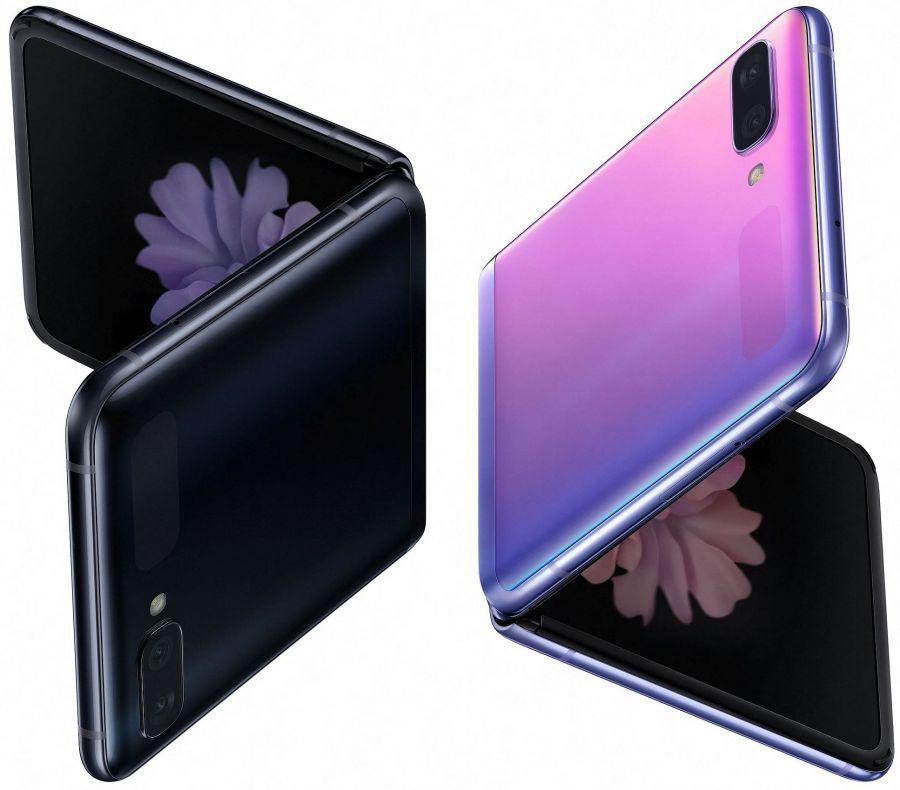 Samsung Galaxy Z Flip Ru