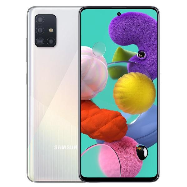 Смартфон Samsung Galaxy A51 128GB RU