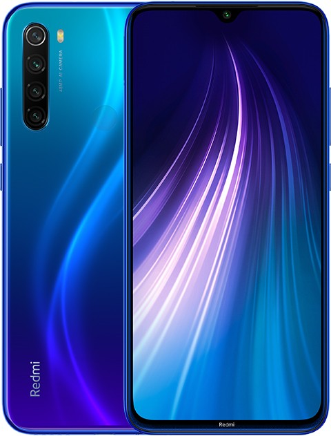 Xiaomi Redmi Note 8T 4/128Gb EU Global
