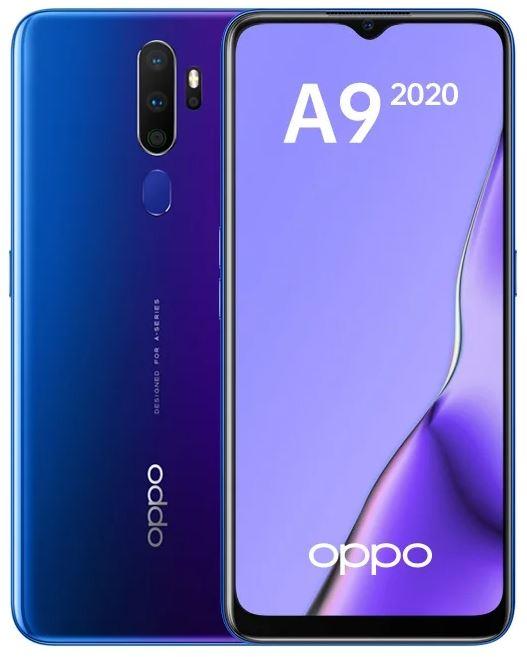 Смартфон OPPO A9 (2020) 4/128GB