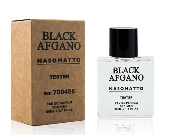 Мини-Тестер Nasomatto Black Afgano 50 мл (ОАЭ)