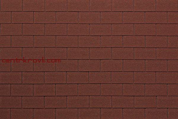 Гибкая черепица Tegola/Norland/Классик/Красный Испания