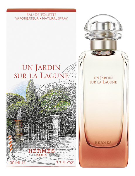 Hermes Un Jardin Sur Ia Lagune 100 мл (EURO)