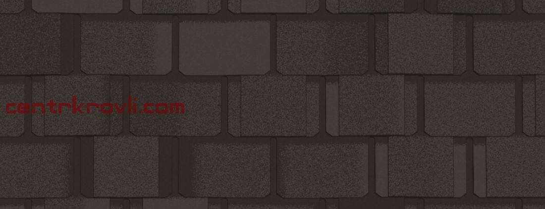 Гибкая черепица Certain Teed/Belmont/Black Granite
