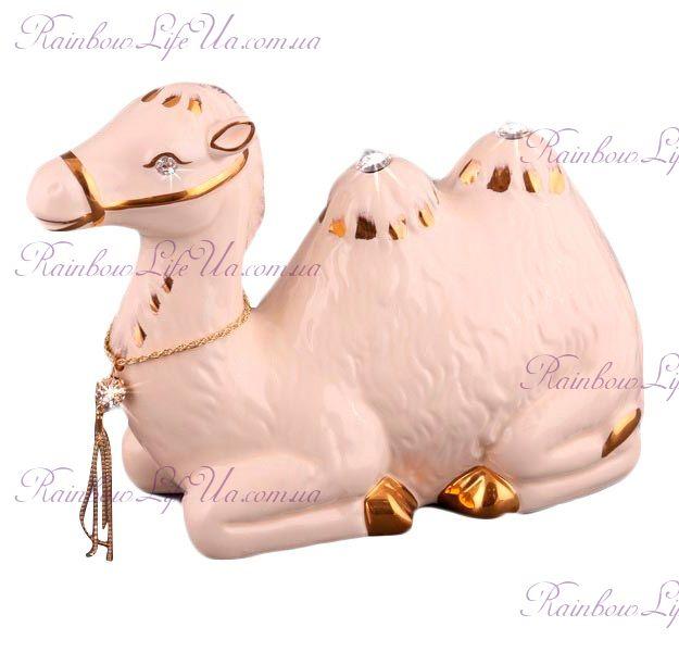 "Фигурка белый ""Верблюд"""