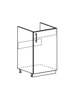 Шкаф для мойки Юлия ШНМ 500