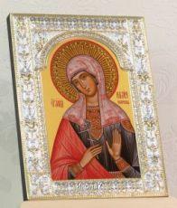 Икона Калиса Коринфская (18х24см)