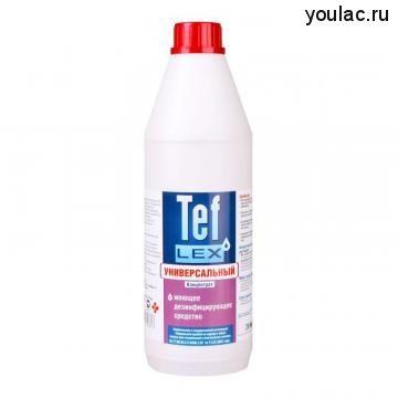 Средство дезинфицирующие Тефлекс (концентрат) 1л