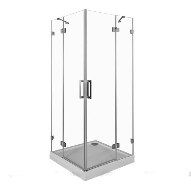 Душевой уголок Aquanet Beta Cube NWD1242 низкий поддон 90см*90см