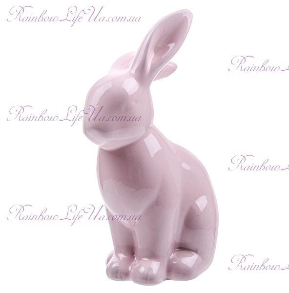 """Фигурка """"Розовый кролик"""""""