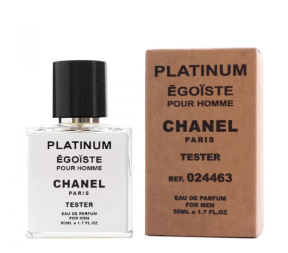 Мини-Тестер Chanel Egoiste Platinum For Men 50 мл (ОАЭ)