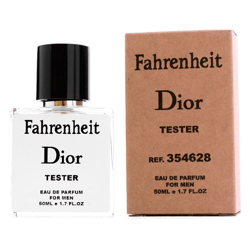 Мини-Тестер Christian Dior Fahrenheit For Men 50 мл (ОАЭ)