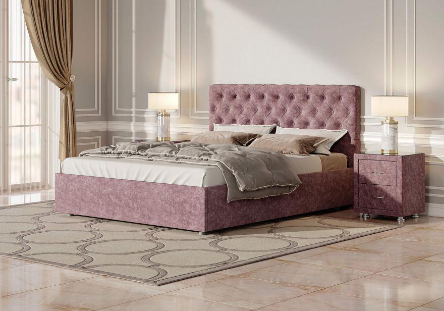 Кровать Florence с подъемным механизмом | Сонум