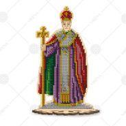 Virena КФІН_104 Комплект фигурок новогодних из дерева для вышивки бисером купить оптом в магазине Золотая Игла