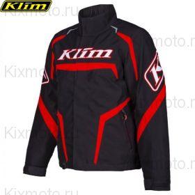 Куртка Klim Kaos, Черно-красная 2021 года