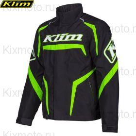 Куртка Klim Kaos, Чёрно-зелёная мод. 2021г.