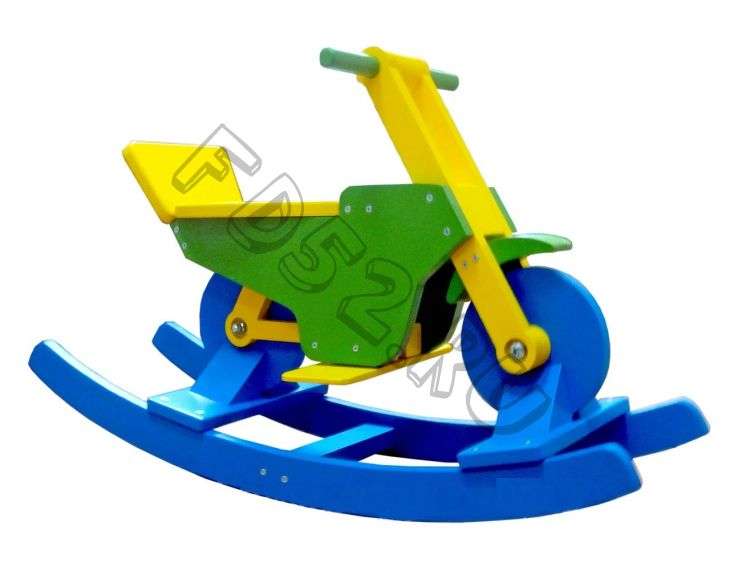 Мотоцикл -качалка (ИО-150)