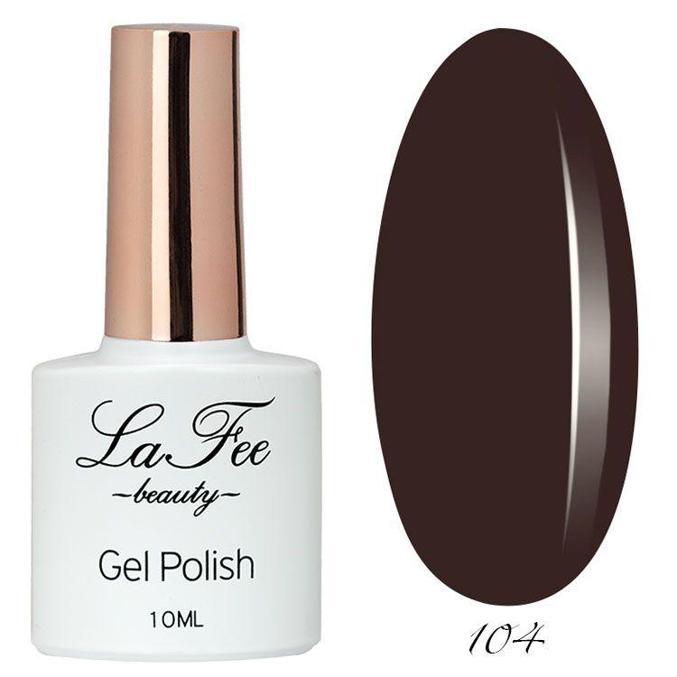 Гель - лак LA-FEE  104  10 мл