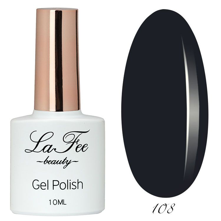 Гель - лак LA-FEE  108  10 мл