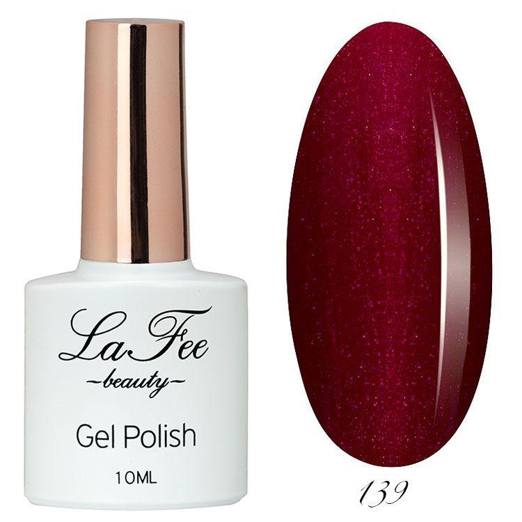 Гель - лак LA-FEE 139  10 мл