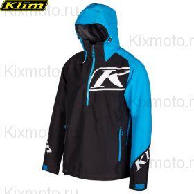 Куртка Klim Powerxross Pullover, Черно-сине-белая мод.2021