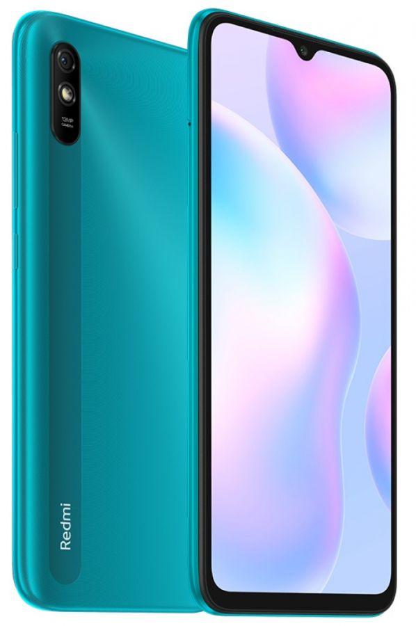 Смартфон Xiaomi Redmi 9A 2/32Gb Зеленый
