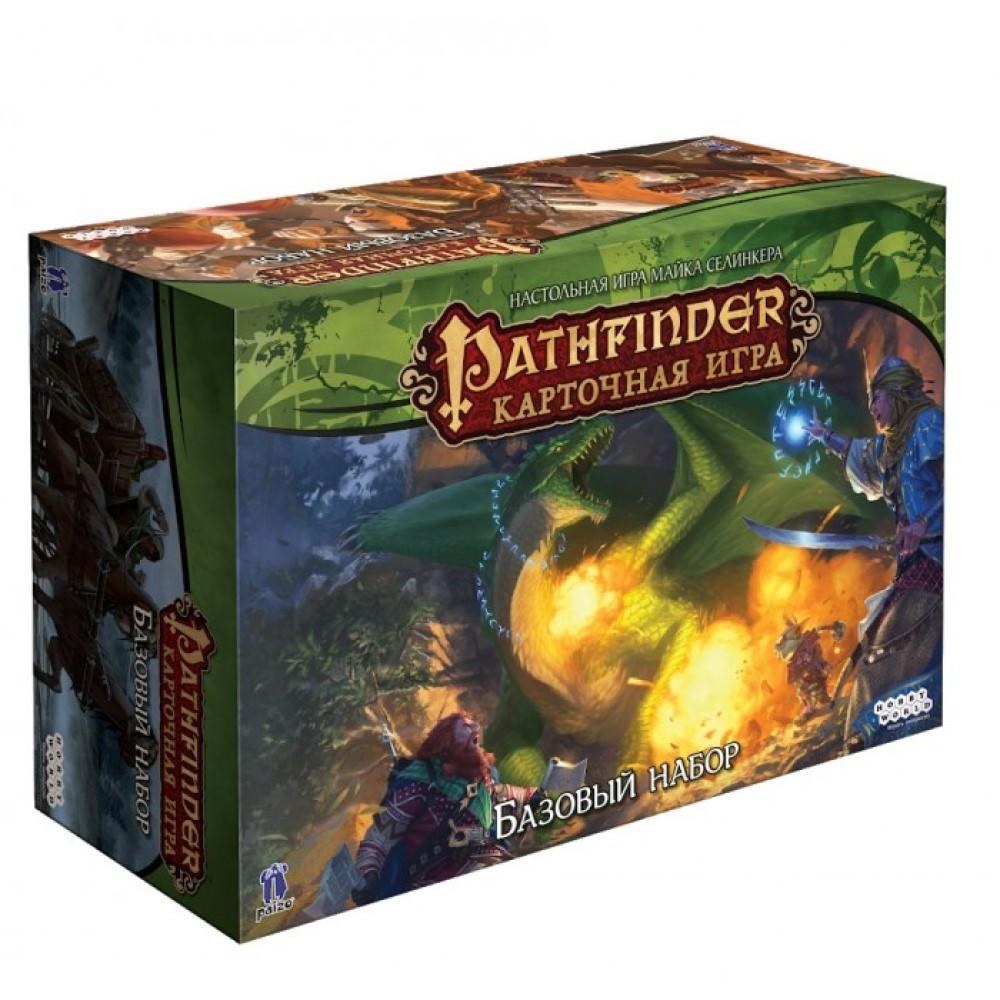 Pathfinder. Карточная игра: Базовый набор (на русском)