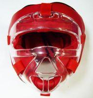 Шлем маска CLIFF, ULI-5009 (FLEX) красный р.M