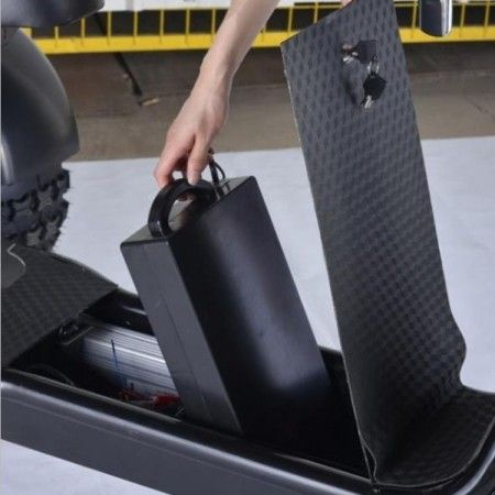 Дополнительный аккумулятор для электроскутера CityCoco 21Ah 60V