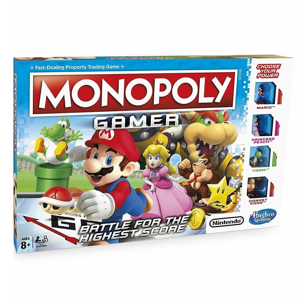 MONOPOLY: GAMER / Монополия: Геймер (Марио)