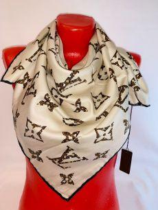 Шелковый платок Louis Vuitton. арт 127