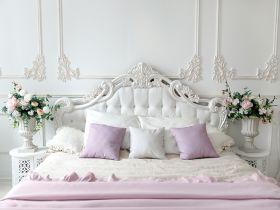 """Фон стена """"Bedflowers"""" 2х1.5м"""