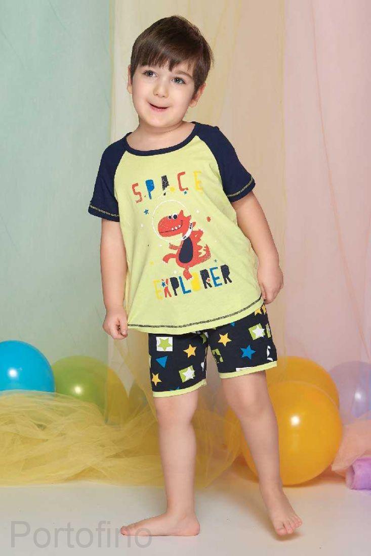 8064 SV KIDS Пижама для мальчиков