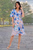 Платье 10335 [василек]