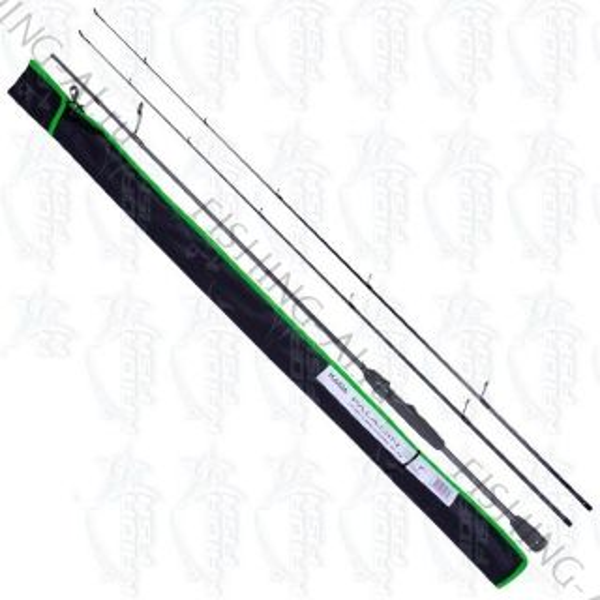 Cпиннинг Kaida Paladin 2.10 м тест 3-15 и 4-21 гр