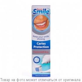 Зубная паста Beauty Smile Caries protection/Beauty Smile Защита от кариеса 100мл/20шт, шт