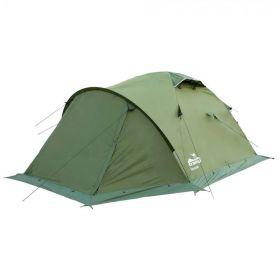 Палатка Tramp Mountain 4 V2 зеленый