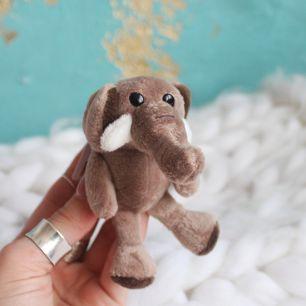 Игрушка для куклы - Cлонёнок NICI, 11 см